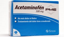 Acetaminofen 500mg