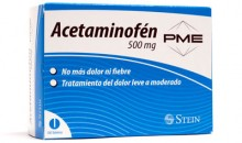 Acetaminofén