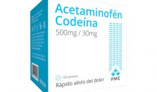 Acetaminofén Codeína