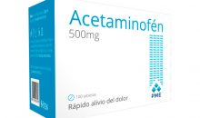 Acetaminofén 500 mg