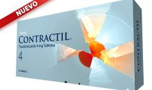 Contractil 8 mg 10 tabletas