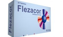 Flezacor 20 tabletas 6 mg